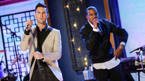 Kanye-West-and-Adam-Levine